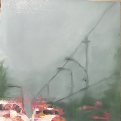 A Rainy Drive