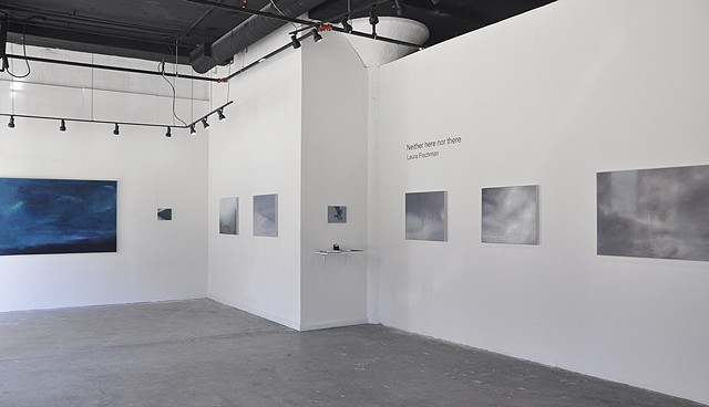 Work Installed at Fourth Wall Project, April 2013