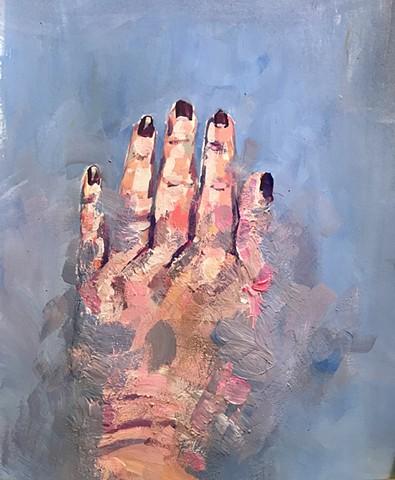 Crusty Hand