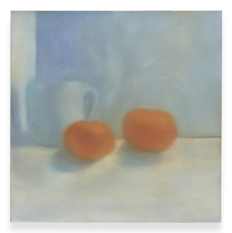 (Un)Still Life (2: coffee and clementines)