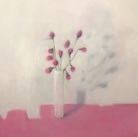 Last Bits of Pink