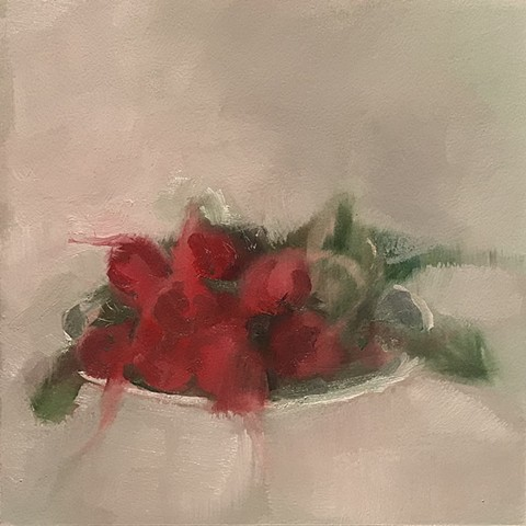 (Un)Still Life 14 (radishes)
