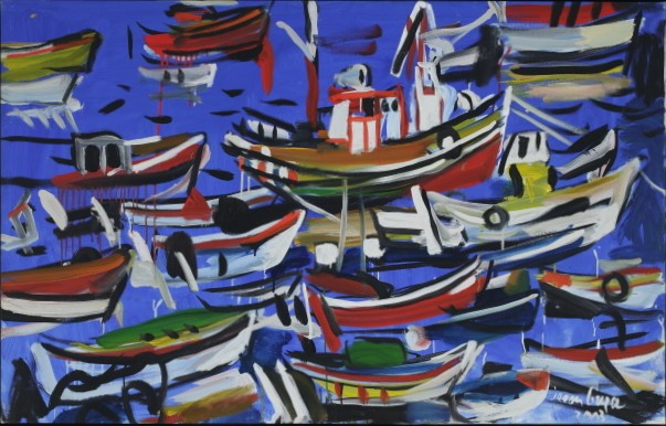 Boats, Portugal, 2003