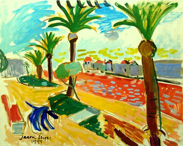 Palm Trees, 1999