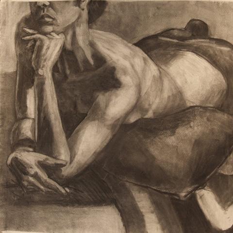 Tessa Resting, forearm study