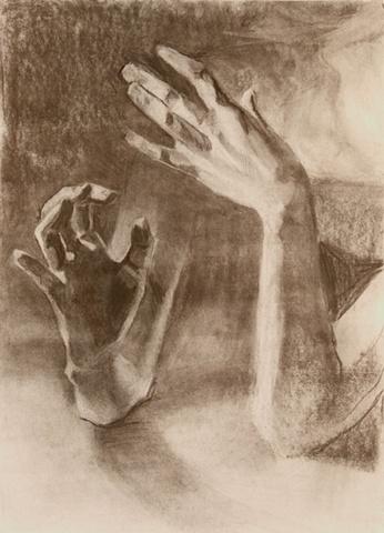 Snake Charmer's Hands