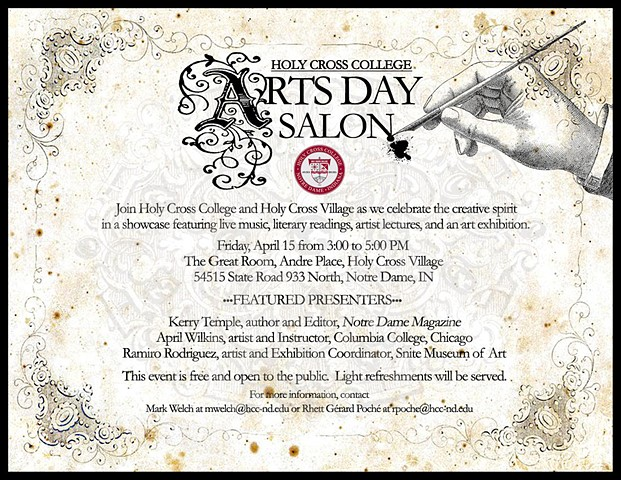 2011 Arts Day Salon