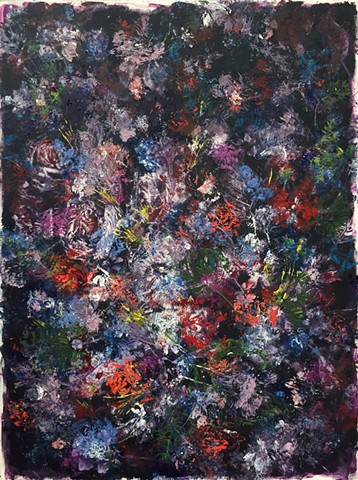home decor, Monet, interior design, oil painting, landscape, abstract, contemporary art, art collector, gardening, los angeles, botanical, contemporary art, california art, landscape art, colorful painting, geometric, contemporary art, natural