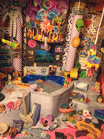 Dollhouse #2 (Izzy's Room)