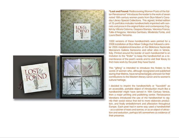 """""""Lost & Found"""" Mailer"""