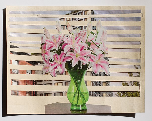 Flowers, Blinds, Condos