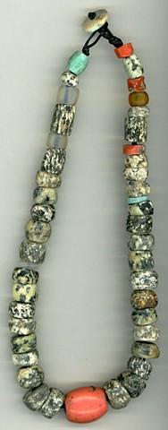 Granite Coral Turquoise