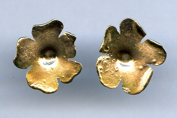 18kt. Gold Earrings