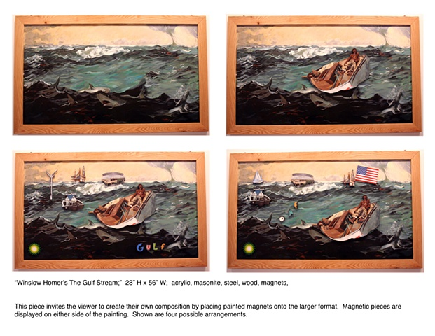 Winslow Homer's The Gulf Stream