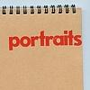 portrait book