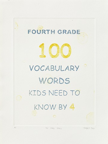 The Cover Story (100 Vocabulary Words Kids Need to Know by 4)