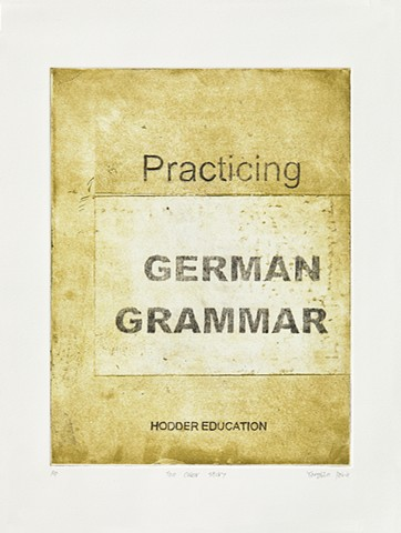 The Cover Story (Practicing German Grammar)