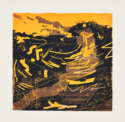 yangbinpark, serigraph, serigraphy, silkscreen, installation, printmaking, screenprint, construction, contemporary printmaking, multidisciplinary, collaboration, novel, literlature, water, wind, wave, form, invention, abstact, geometric, digital, photogra