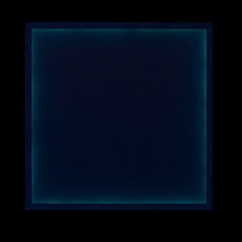 cobalt mono-diptych (night view)