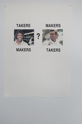 Makers X Takers