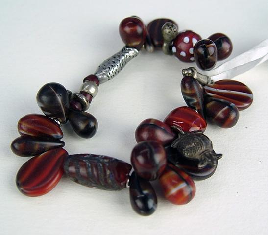 African Beaded Bracelet