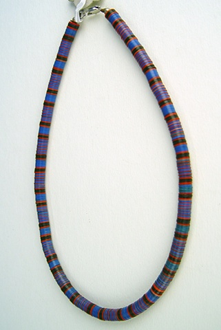 Cellulose  Huishi Necklace