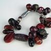 109 Bracelet - Alizarin Crimson