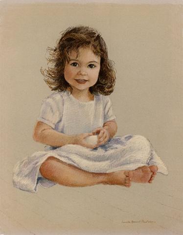 Pauline Tarrant, pastel