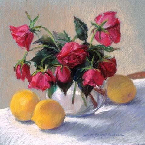 Lemons and Spent Roses
