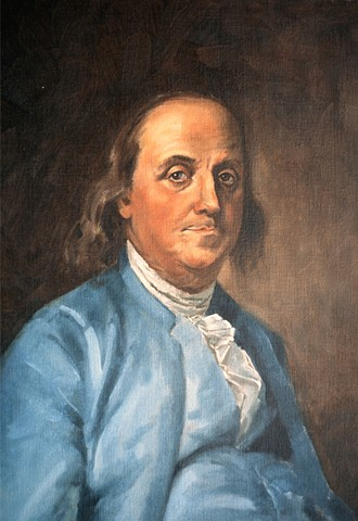 Benjamin Franklin, Founding Fathers of The United States of America