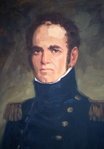 USS Constitution, first commander of the USS Constitution, Frigate President, USS John Adams, USS Insurgent,  War of 1812, First Barbary War