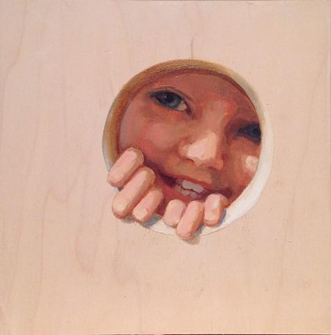 Ingrid Wharton plywood