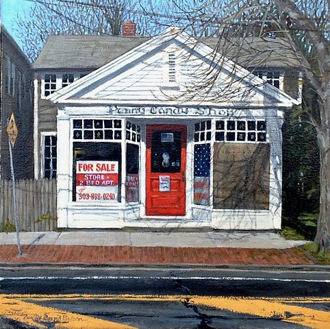 Penny Candy Shop, Water Mill NY, penny candy, seasonal, Lucille Berrill Paulsen