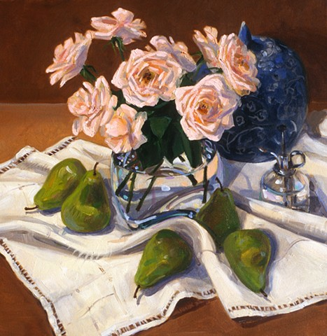 Pears and Roses