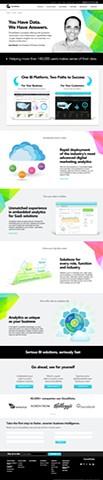 Website refresh  Client: GoodData