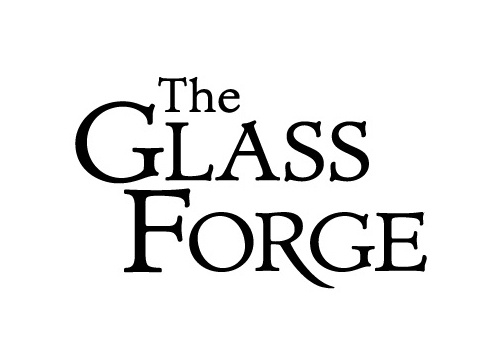 Logo  for The Glass Forge