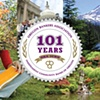 OBA  Design of Logo, collateral materials, and event graphics commemorating 101 Years of the Oregon Bankers Association
