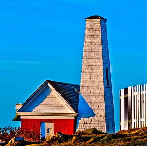 Out Buildings Pemaquid Light