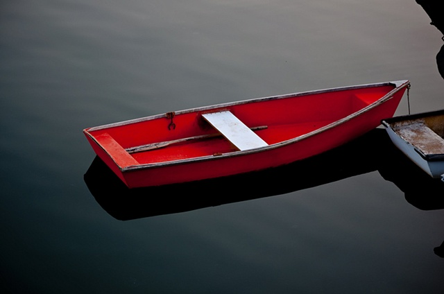 A Rowboat for S.B.