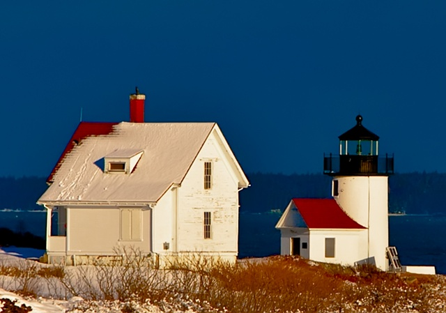 Curtis Island Light #2