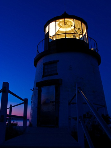 Owls Head Light #2