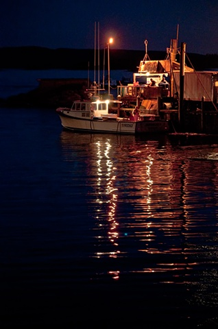 Night Moves - Dockside