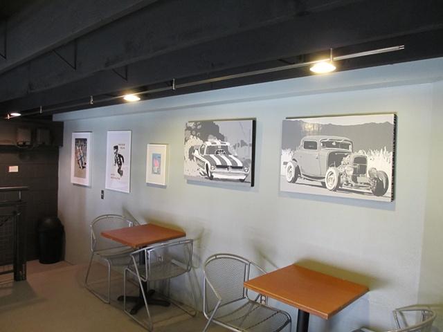Java Jahn Coffee installation photo