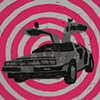 Delorean (pink)