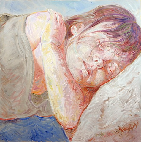 Xi Zhang Art, Painting, Artist, Chinese, Contemporary