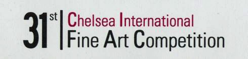 Excellence Award in Painting, 31st Chelsea International Fine Art Competition 2016