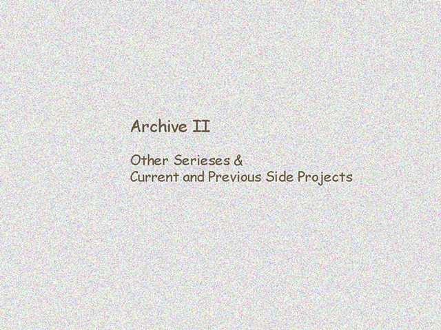 Archive: Other Serieses