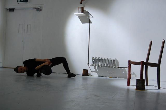 Longdrop (performance with Magdalena Hylak)