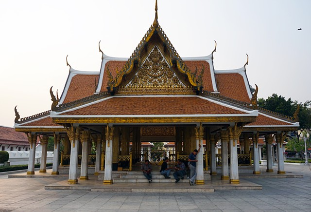 Reference Image: Chiang Mai Temple