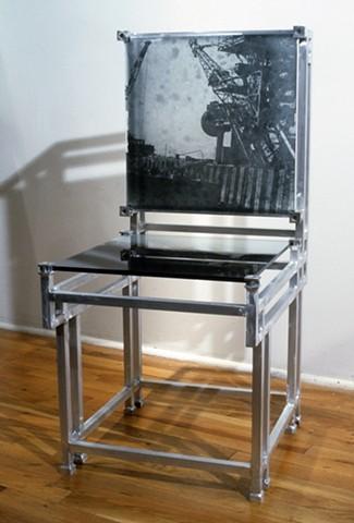 Constructivist Chair 2